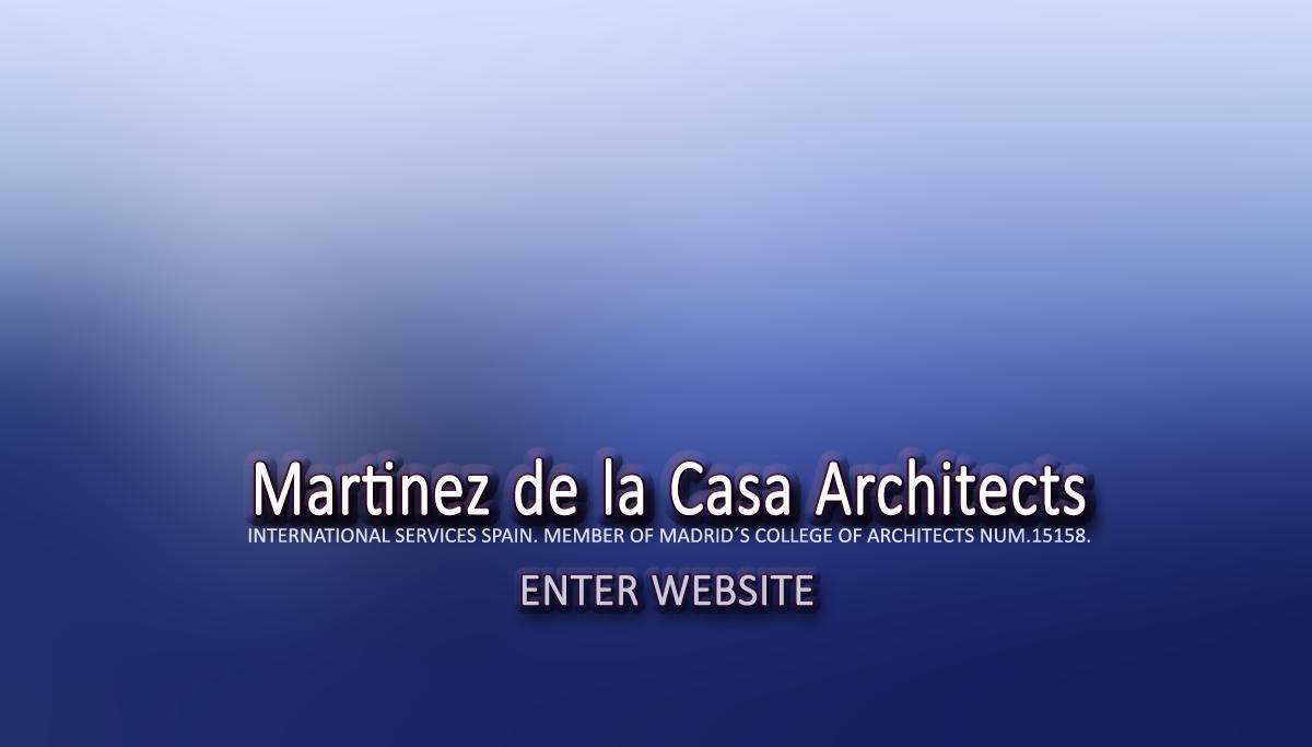 Martinez de la casa architects - La casa de la mampara ...